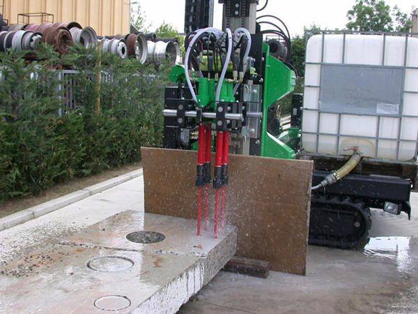 Advanced Technology Machinery - Quadricarot